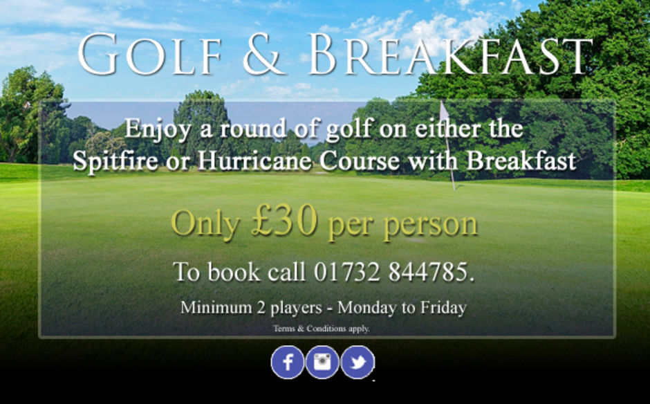 Golf & Breakfast