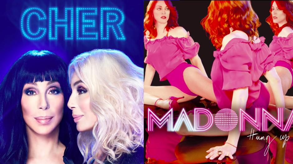 Madonna & Cher